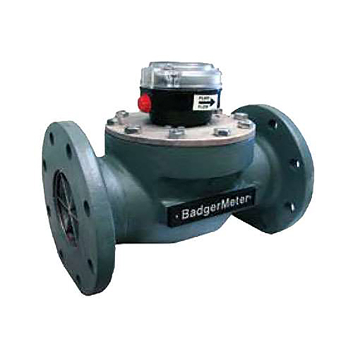 Badger Meter 258141 4in Turbo Meter Only with Scalable Transmitter