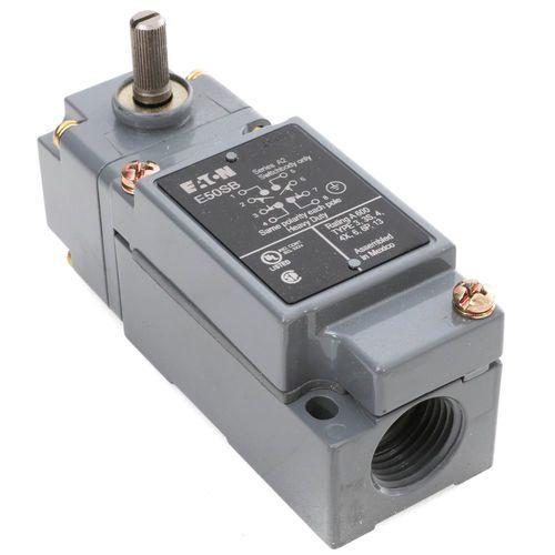 Eaton Cutler Hammer E50BR1 Heavy Duty Double Pole Limit Switch