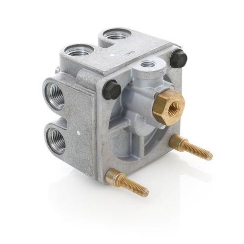 Haldex KN28055 R-12DC Relay Valve with 1/2 Inch Vertical Delivery Ports