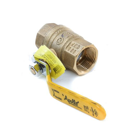 Apollo 94A10401 Brass 3/4 Inch Ball Valve - 2 Piece FNPT