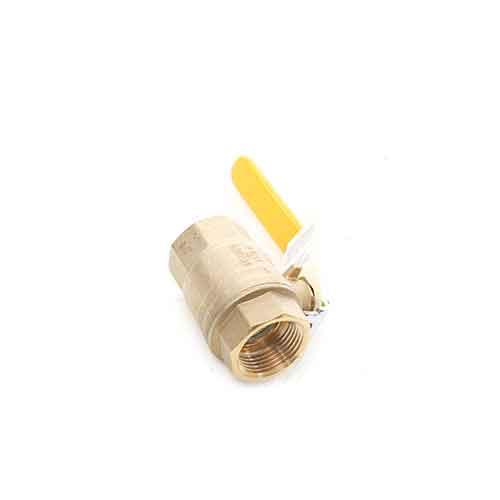 Apollo 94A10501 Brass 1 Inch Ball Valve - 2 Piece FNPT   94A10501