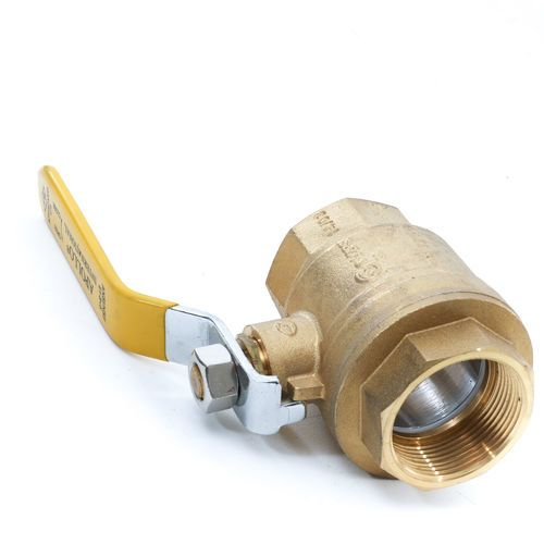 Apollo 94A10701 Brass 1-1/2 Inch Ball Valve - 2 Piece FNPT