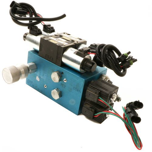 ConTech 760402 Combo Block Assembly with Bridgemaster Stop - Double Acting