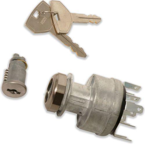 Oshkosh 2HB475 Ignition Switch with 2 Keys