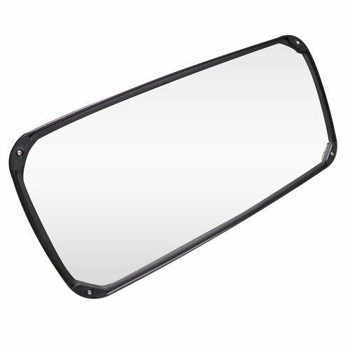 Automann 563.2101 Black Plastic Mirror