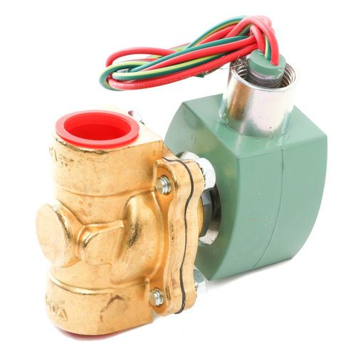 Asco 8210G095 2-Way Pilot Operated Air Valve Assembly - 3/4in Ports