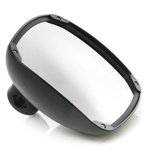 Automann 563.2102 Black Composite Convex Mirror