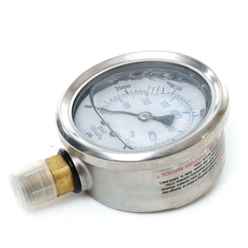 201L-254U Pressure Gauge 0-10000 psi