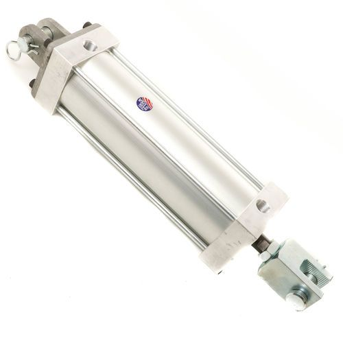 Springville I300X8HD 3x8 Plant Air Cylinder with Heavy Duty Mounts   I300X8HD