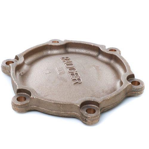 Badger Meter 250763 Disc Meter Housing Bottom -Recordall Model 70, Bronze