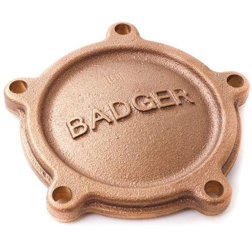 Badger Meter 250799 Disc Meter Housing Bottom -Recordall Model 35, Bronze
