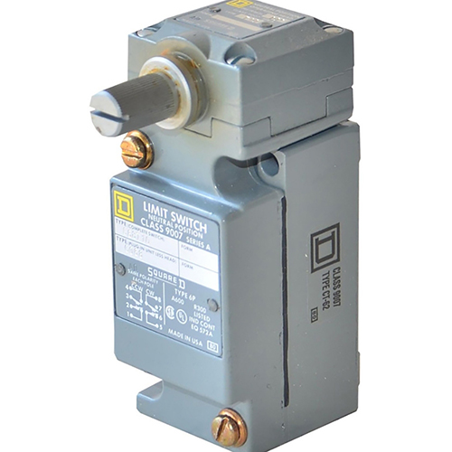 Series A Square D Class 9007 Type 6P Position Limit Switch