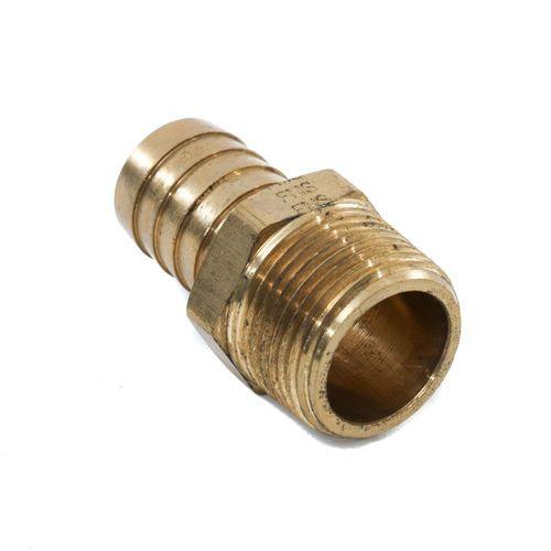 Automann 177.82512E Brass Industrial Hose Fitting