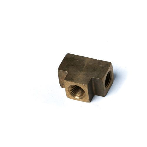 Brass Female Tee Pipe Fitting 1/8 x 1/8 x 1/8