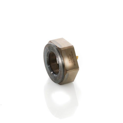 Automann 209.4836 Knuckle-Spindle Nut and Slotted Washer