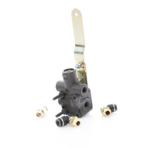 Barksdale Style KD2445 Height Control Leveling Valve with Fittings Aftermarket Replacement   KD2445