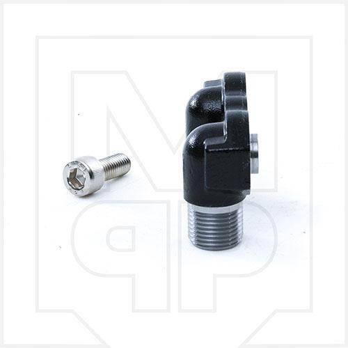 Freightliner/Alliance 305465 Compressor Fitting-Sanden OEM Version