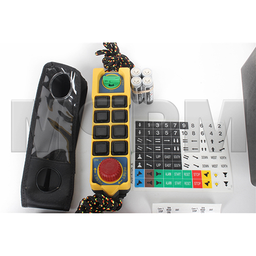 Coneco 190700 Agg Bin 4 Position Turnhead Remote Transmitter and Receiver Assembly | 190700