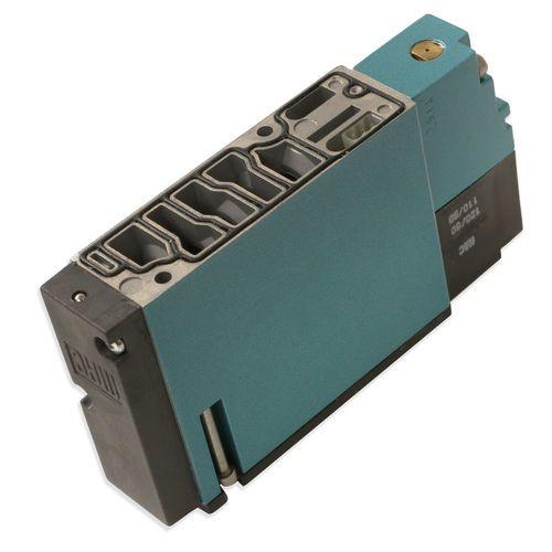 Mac 92B-AAB-000-DM-DJAP-1DG Single Solenoid; Ground wire; plug in wiring