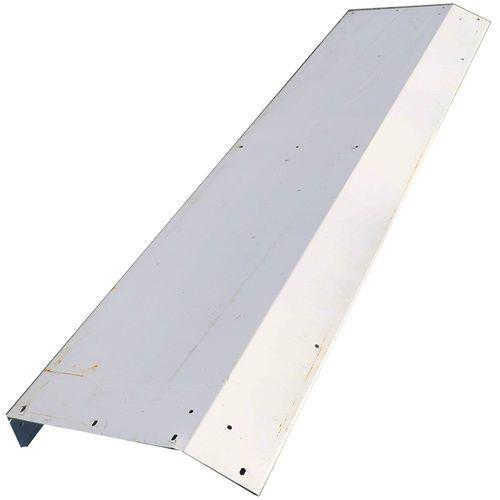 Con-Tech 205080 Aluminum Flat Top Fender 107in