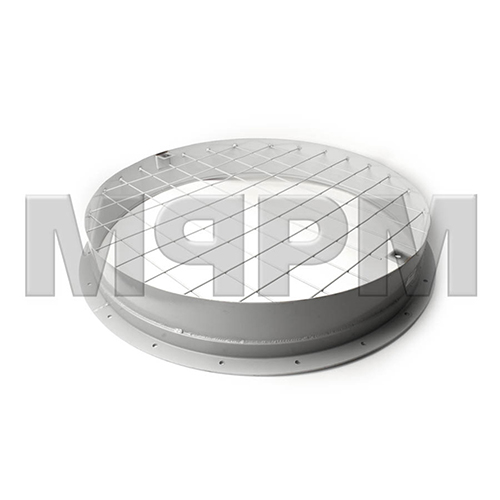 C and W CP-LPR-FL6 Silo Top Mounting Flange for LPR Dust Collectors