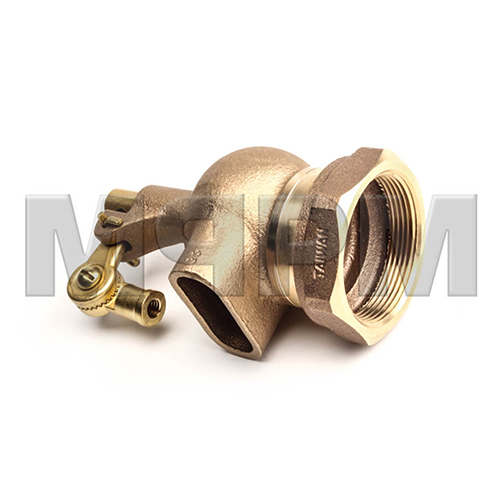 Legend 111-238 Float Valve Aftermarket Replacement - 2in Bronze Model T-31