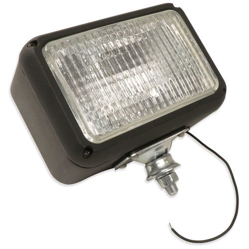 Halogen Work Light 12VDC 4X6
