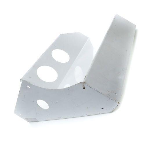 McNeilus 1545613 2 Hole Left Hand Aluminum Fender Support Weldment