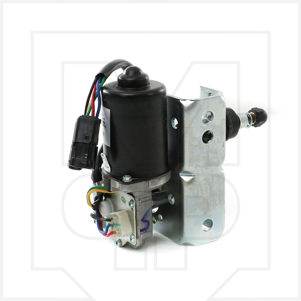 Mpparts Sprague E 005 490a Wiper Motor Assembly With Linkage Bracket E005490a