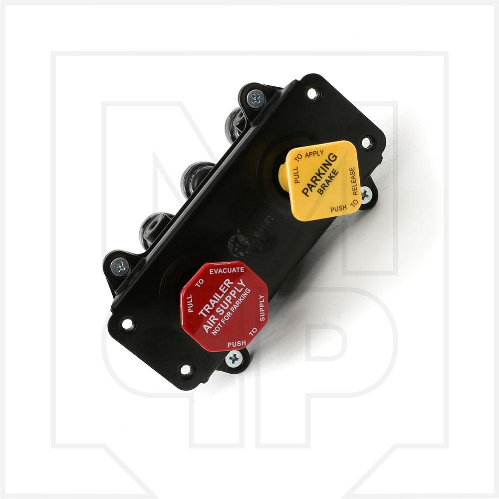 Mpparts Bendix Style 800517 Mv 3 Type Dash Control Valve